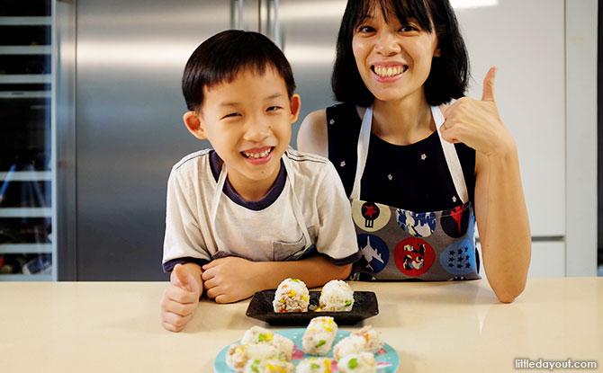 Fantastic Foodventures Family Virtual Cooking Fun - Parent-Child