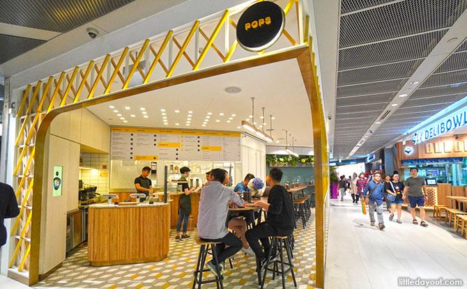 POP - Funan Eatery