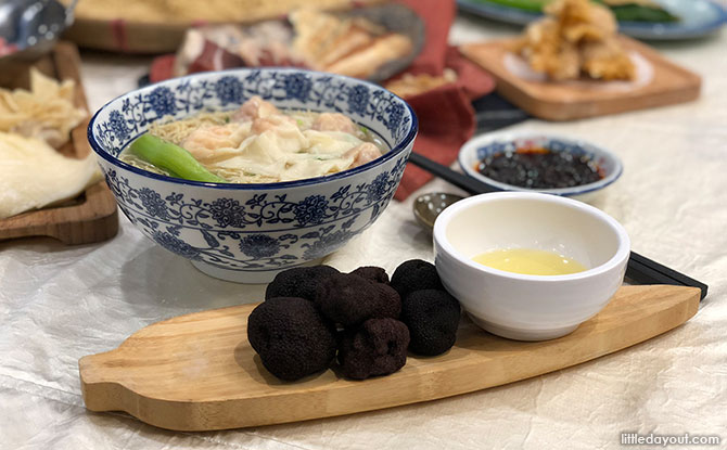 Beyond Desserts: Hong Kong Sheng Kee Dessert's Wanton Noodle And All-New Truffle Wanton Noodle