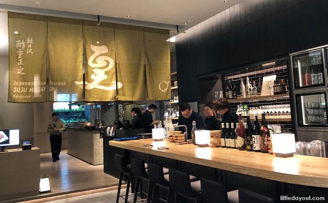JW360° restaurant is operated by Suju Masayuk.
