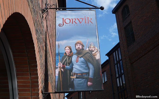 Jorvik Viking Centre in York