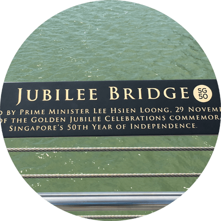 Jubliee Bridge, Singapore