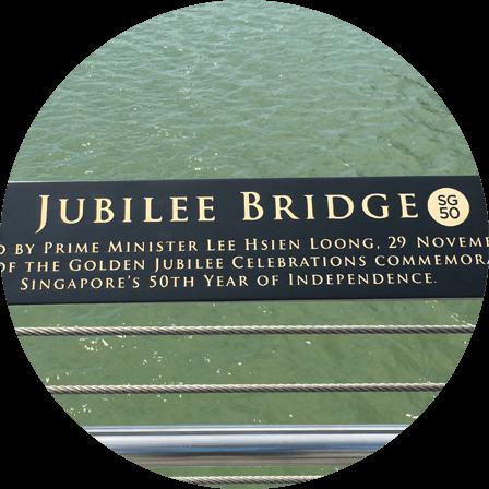 Jubliee Bridge, Singapore