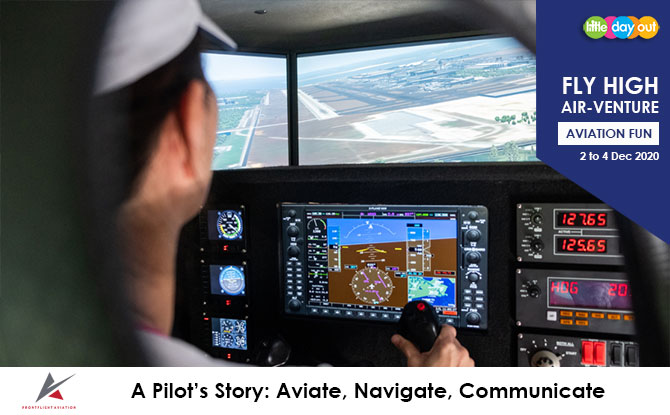 Frontflight Aviation: A Pilot's Story - Aviate, Navigate, Communicate