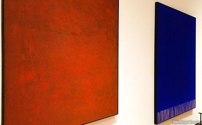 Minimalism, ArtScience Museum