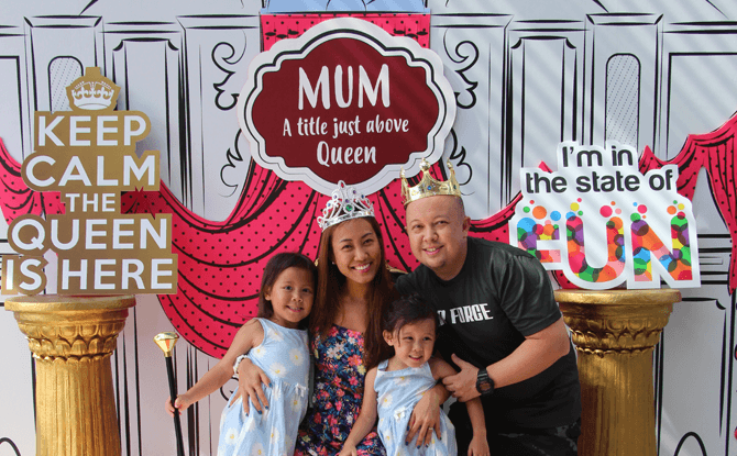 Sentosa Mother's Day 2017