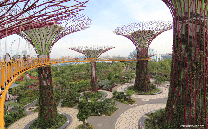 OCBC Skywalk - Skywalks in Singapore