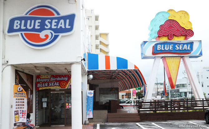 Blue Seal Ice Park, Okinawa