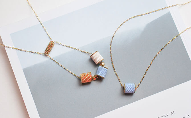 Eden + Elie – Jewellery honouring handcrafting techniques