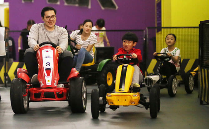 SuperPark Singapore, Indoor Activity Park, To Launch 17 November 2018