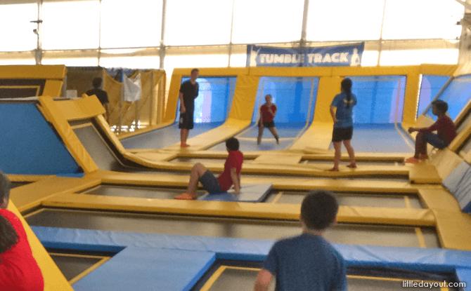 Tumble Track