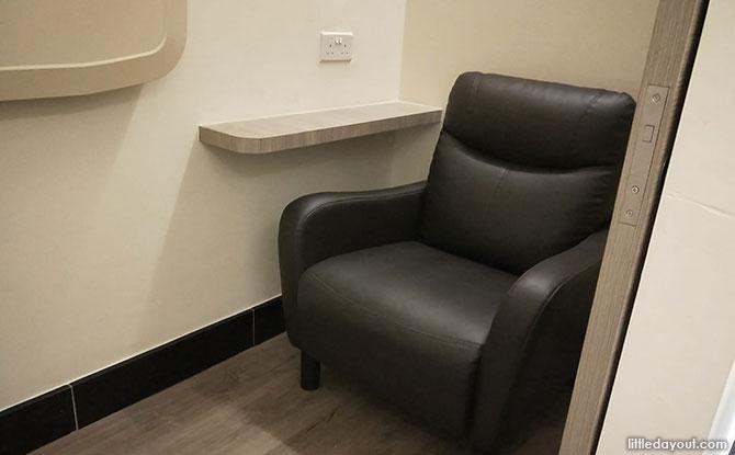 Velocity Nursing Room