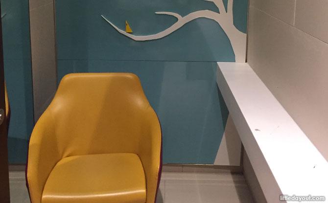 Westgate Nursing Room Review