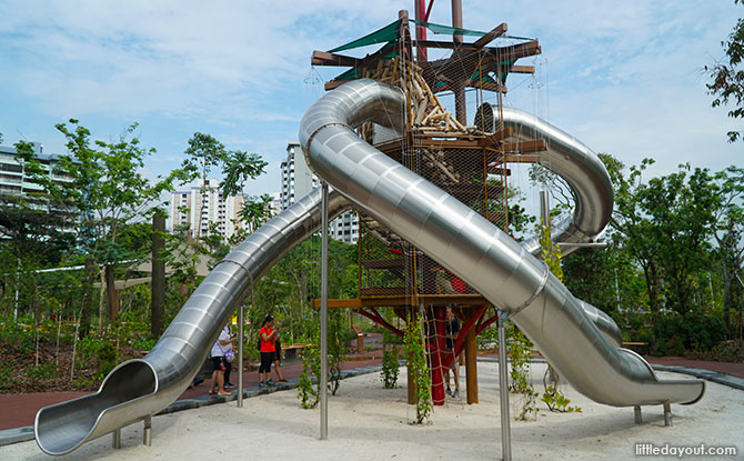 Jurong Lake Gardens Playground