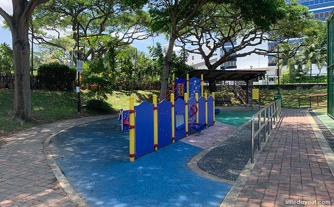 Aida Park Playground