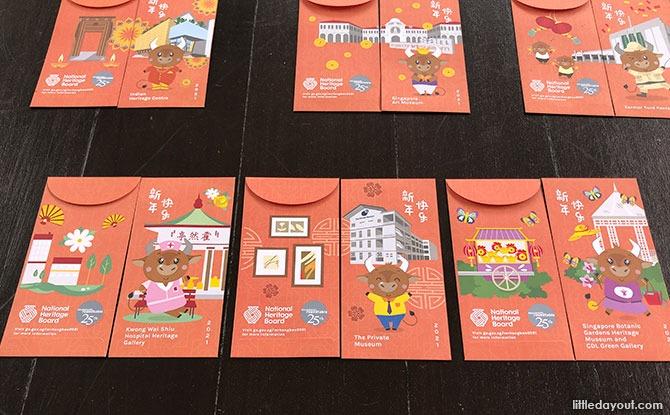 Museum Roundtable Lunar New Year 2021 Hongbaos