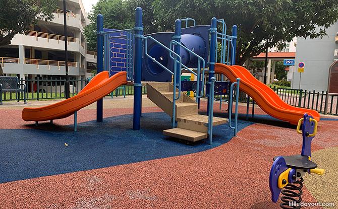 Children's Playground at Bishan Heights Park