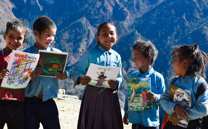 Books Beyond Borders: Help To Fund Education Projects Through Books