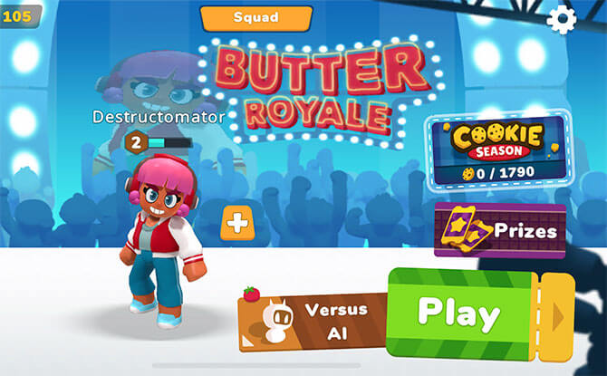 Butter Royale Apple Arcade