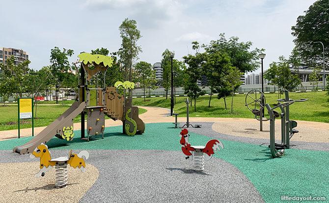 Jalan Sendudok Park Playground