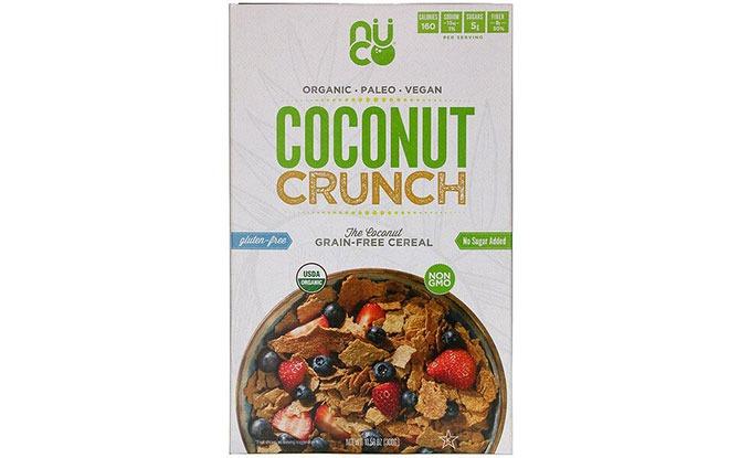 NUCO Coconut Crunch Cereal