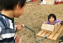 Chapter Zero: Pop-Up Playgrounds Where Fun Begins