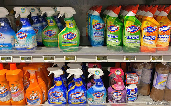 How to Clean using NEA's Cleaning Agents PLUS Other Tips