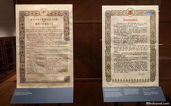 Singapore Merger Proclamation, 1963