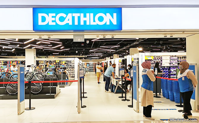 Five Reasons to Visit Decathlon Centrepoint