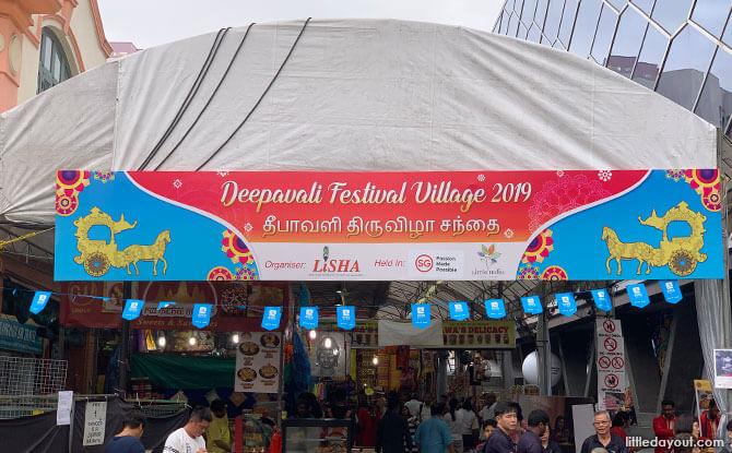 Deepavali 2019 in Singapore, Little India