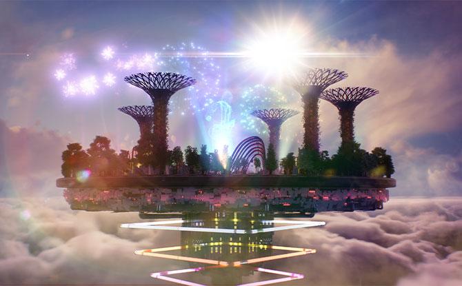 Gardens' National Day Virtual Performance