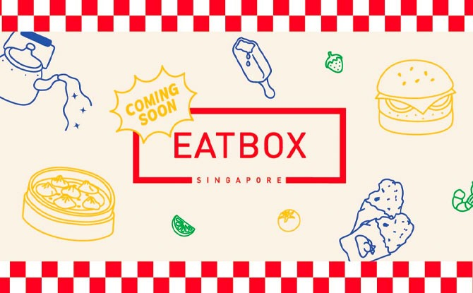 Eatbox first-ever creative food hall