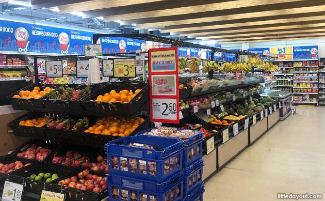 NTUC Fairprice Supermarket