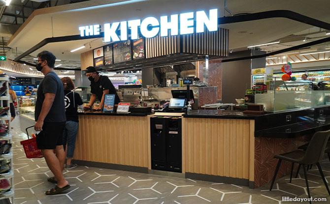 Kitchen FairPrice Xtra Parkway
