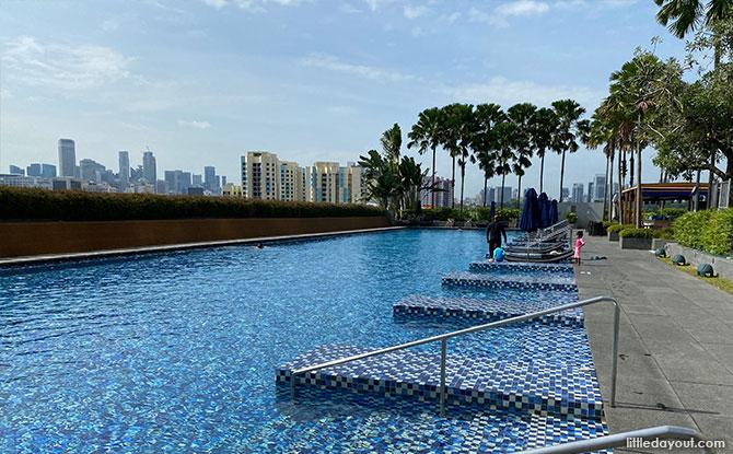One Farrer Hotel pool