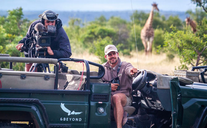 Private Virtual Safari With andBeyond