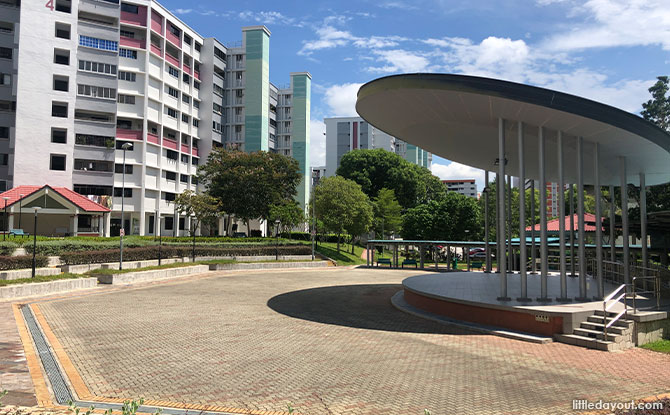 Community Space at Festival Park At Tampines