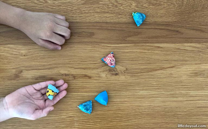 How To Play Five Stones: A Favourite Old School Kampong Game