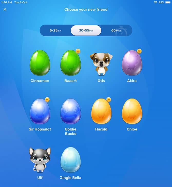 App #1: Eggzy