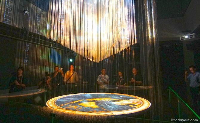 The Atrium, The Bicentennial Experience