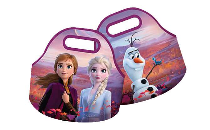 Frozen 2 Mandarin Orange Carrier Bag