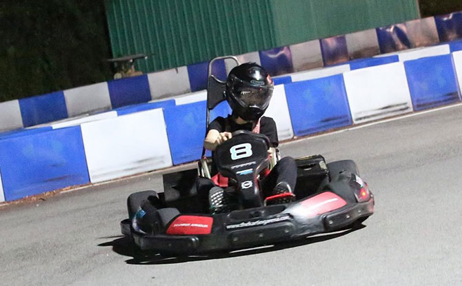 Masters of Speed Go-Kart Time Attack 2020 Race
