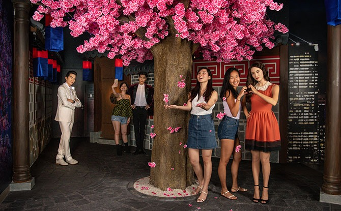 The Hanbok Experience Bundle at Madame Tussauds Singapore