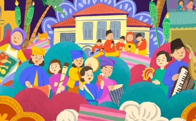 Online activities to do this Hari Raya 2021