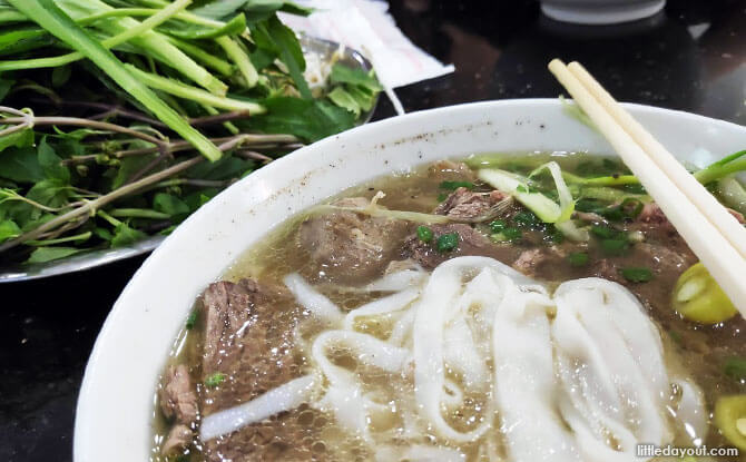 Pho from Pho Le