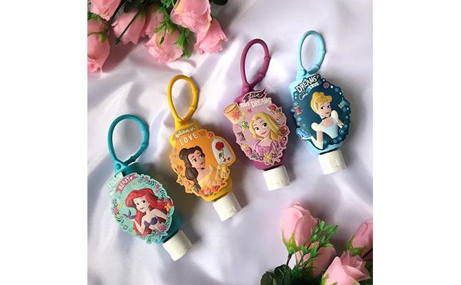 Disney Princess Hand Sanitisers