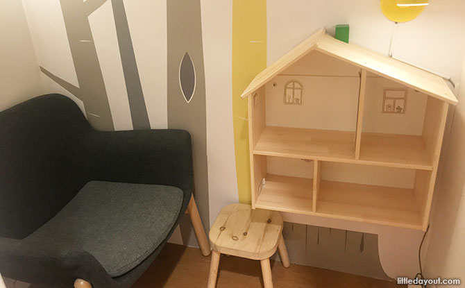 Nursing Room at IKEA Tampines