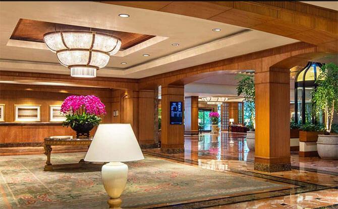 Regent Singapore Grand Lobby