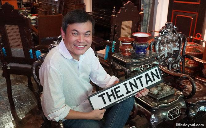 Alvin yap The intan indoors