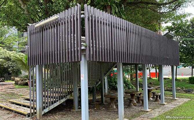 Jurong Eco-Garden: CleanTech Park's Park